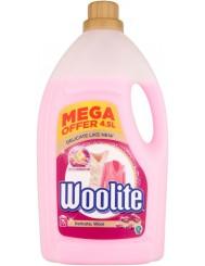 Woolite Delikatne Tkaniny i Wełna Płyn do Prania 4,5L