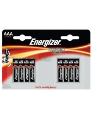 Energizer Baterie Alkaliczne AAA-LR03 1,5V 8 szt