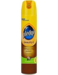 Pledge Beautify It Springtime Spray do Czyszczenia Mebli Drewnianych 250 ml