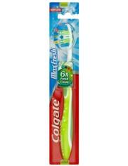 Colgate Max Fresh 6 x Fresh Clean Szczoteczka do Zębów (średnia) 1 szt