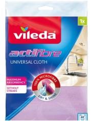 Vileda Actifibre Universal Cloth Ściereczka Uniwersalna (29 x 29 cm) 1 szt