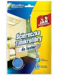 Jan Niezbędny Ściereczka z Mikrofibry do Luster 1 szt (36 x 38 cm)