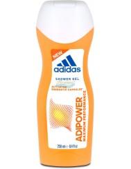 Adidas Adipower Orzeźwiający Żel pod Prysznic 250 ml