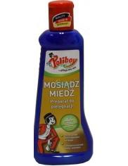 Poliboy Mosiądz Miedź Preparat do Pielęgnacji Przedmiotów z Mosiądzu i Miedzi 200 ml