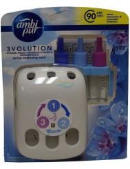 Ambi Pur 3-Volution Spring Awakening Elektryczny Odświeżacz Powietrza z Wkładem 20 ml
