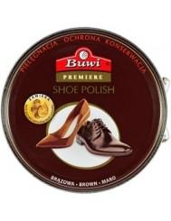 Buwi Brązowa Pasta Do Obuwia Z Woskiem Pszczelim 40ml