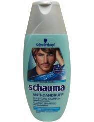 Schauma Men Classic Przeciwłupieżowy 250ml – szampon do codziennego stosowania
