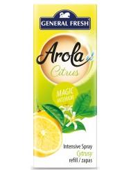 General Fresh Magiczna Szyszka Citrus Zapas 40ml – odświeżacz powietrza o przyjemnym zapachy