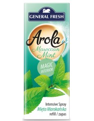 General Fresh Magiczna Szyszka Marokańska Mięta Zapas 40 ml – odświeżacz powietrza o przyjemnym zapachu