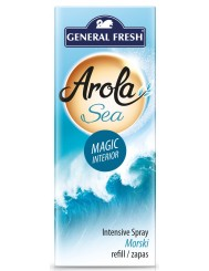 General Fresh Magiczna Szyszka Morski Zapas 40 ml – odświeżacz powietrza o przyjemnym zapachu