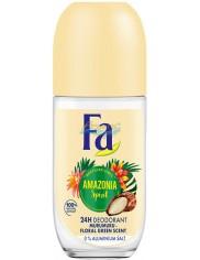 Fa Amazonia Spirit Dezodorant w Kulce dla Kobiet 50 ml