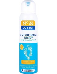 No 36 Dezodorant do Stóp 6% Talku 150 ml