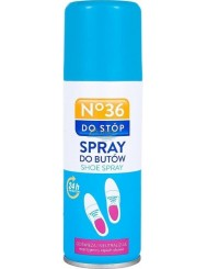 No 36 Spray do Butów 150 ml