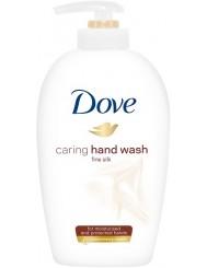 Dove Fińskie Mydło w Płynie Fine Silk Kremowe Nawilżające 250 ml