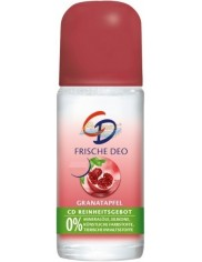 CD Frische Granatapfel Niemiecki Dezodorant w Kulce dla Kobiet 50 ml