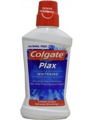 Colgate Plax Whitening Angielski Płyn do Płukania Jamy Ustnej 500 ml