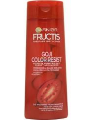 Fructis Goji Color Resist Szampon Wzmacniający do Włosów Farbowanych 250 ml