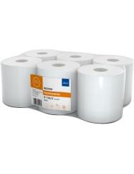 Ellis Professional Comfort R130/2 Ręcznik Papierowy Biały 2 Warstwy 100% Celuloza 1 szt – wysokość 21 cm