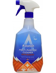 Astonish Multi Purpose Cleaner with Bleach Angielski Preparat Czyszczący z Wybielaczem 750 ml
