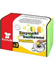 Kuchcik Profil Zmywaki Kuchenne 3 szt