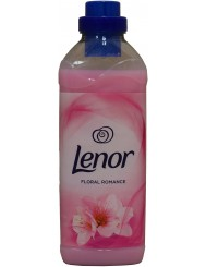 Lenor Floral Romance Kwiatowy Romans Płyn Zmiękczający do Płukania Tkanin 930 ml