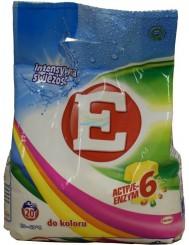 E Proszek do Prania Tkanin Kolorowych 1,3 kg (20 prań)
