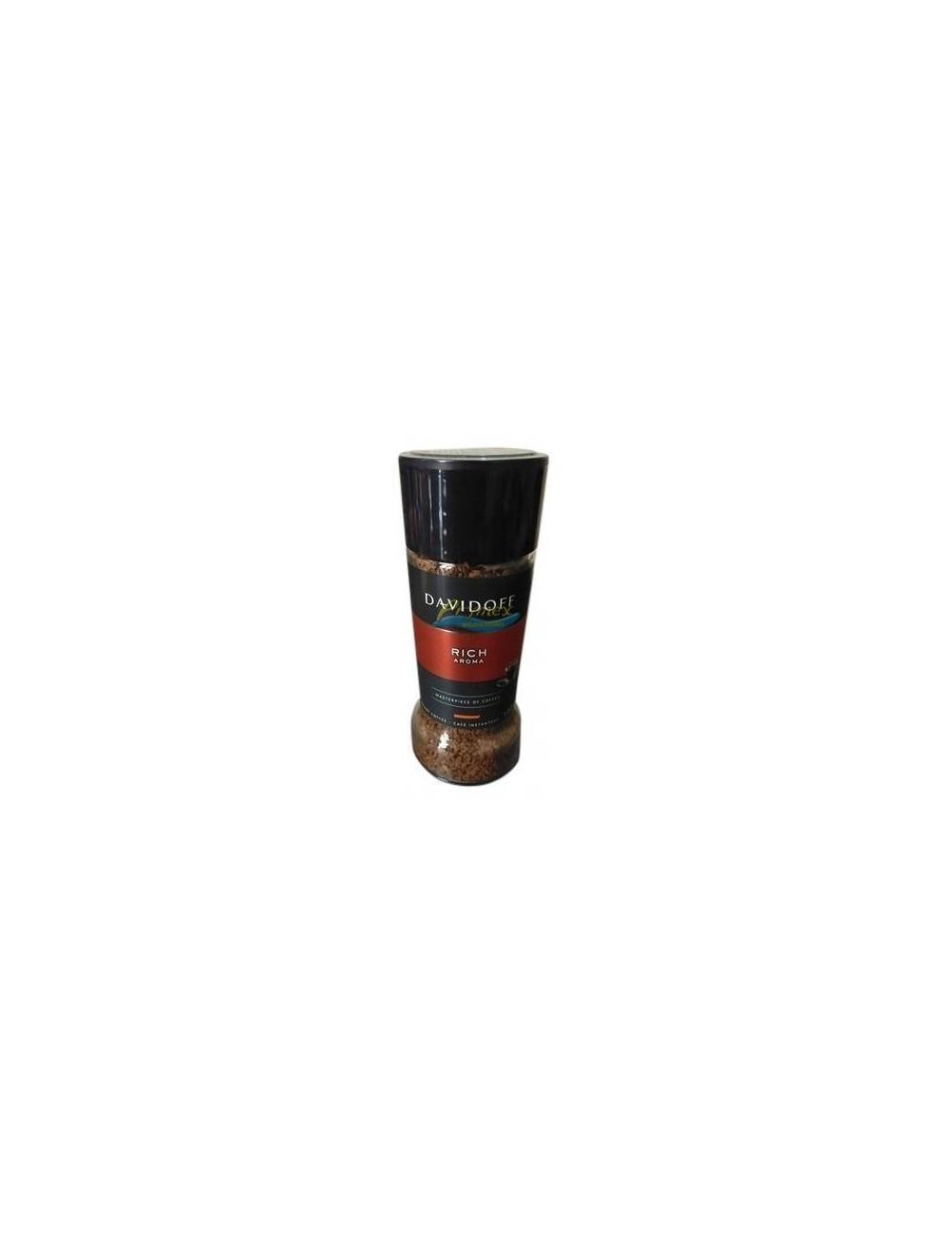 Davidoff Rich Aroma Kawa Rozpuszczalna w Słoiku 100 g