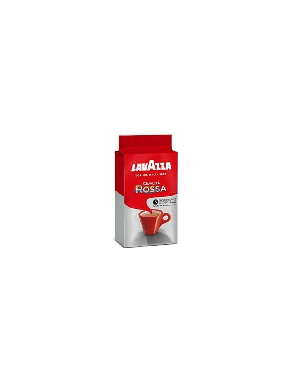 Lavazza Qualita Rossa Kawa Mielona w Torebce 250 g