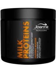 Joanna Professional Kuracja do Włosów 500g – maska z proteinami mlecznymi do włosów suchych, zniszczonych