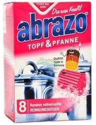 Abrazo Topf & Pfanne Niemiecki Czyścik do Garnków 8 szt