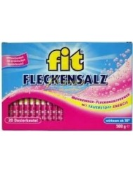 Fit Fleckensaltz Niemiecka Sól Odplamiająca 500 g (20 torebek)