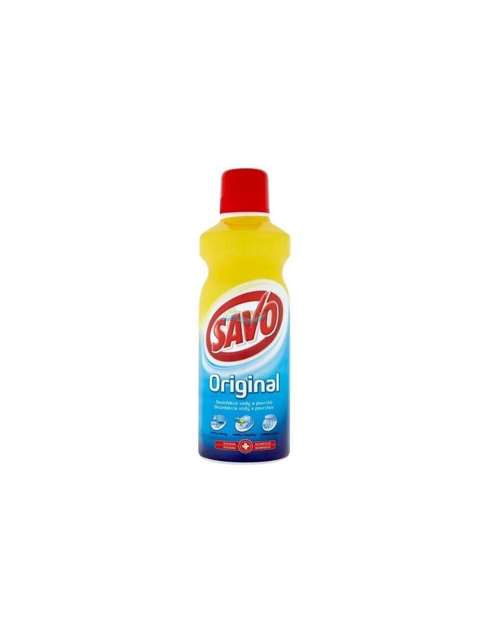 Savo Original Płyn do Mycia i Dezynfekcji 1 L