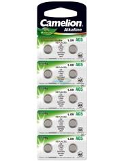 Camelion Alkaline Baterie Alkaliczne AG5 1,5V LR48 10 szt