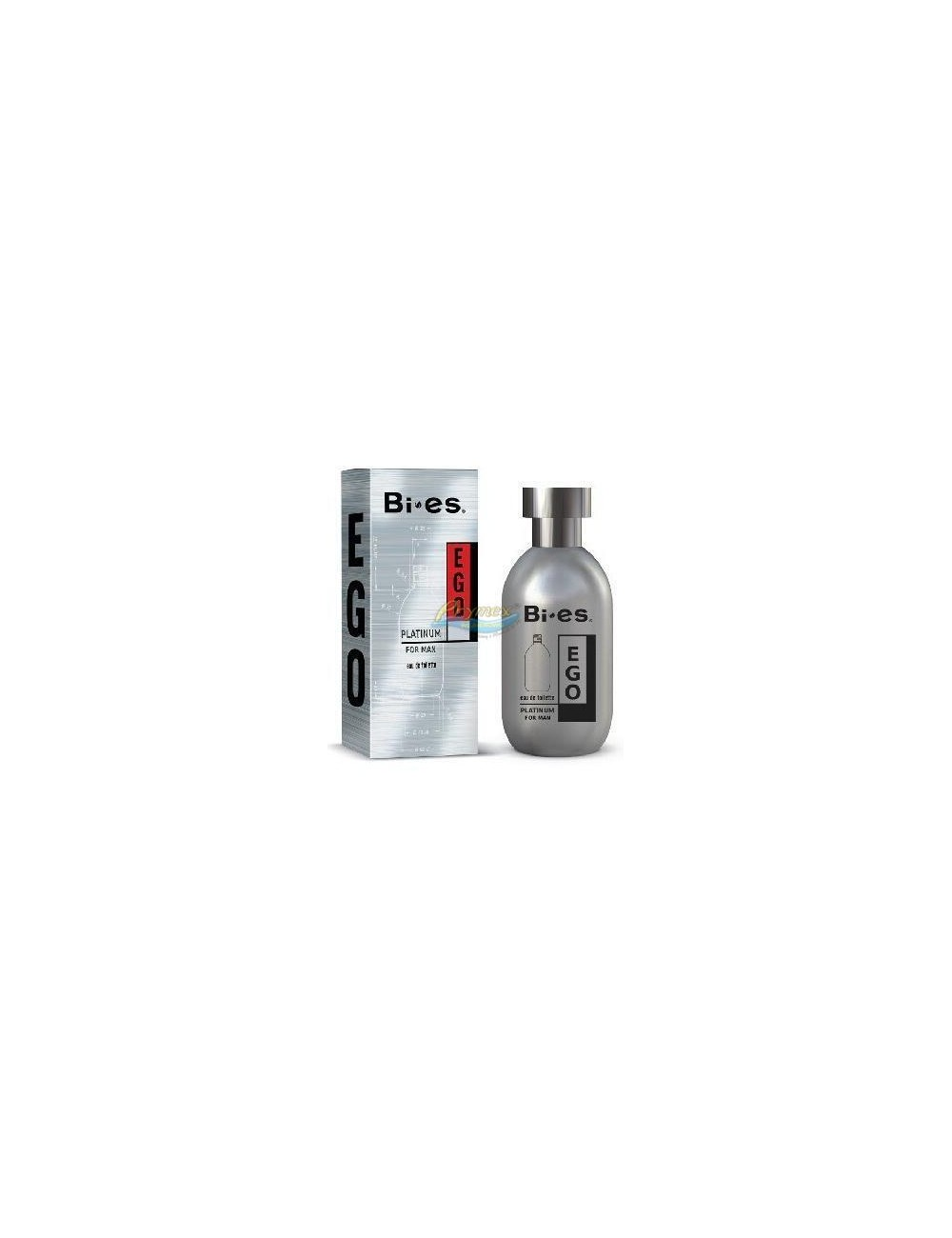 Bi-es for Men Ego Platinum Woda Toaletowa 100 ml