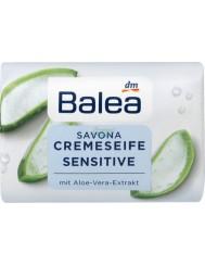 Balea Sensitive Niemieckie Mydło w Kostce z Ekstraktem z Aloe-Vera 150 g