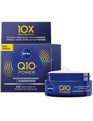 Nivea Q10 Power Krem Przeciwzmarszczkowy Ujędrnienie na Noc 50 ml