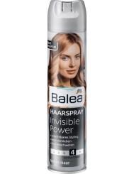 Balea Haarspray Invisible Power 4 Extra Stark Niemiecki Lakier do Włosów 300 ml
