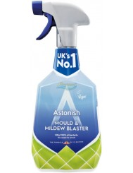 Astonish Mould & Mildew Blaster Angielski Środek do Usuwania Pleśni 750 ml