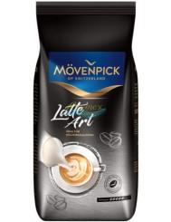 Movenpick Latte Art Kawa Ziarnista w Torebce 1 kg