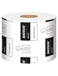 Katrin 490 papier toaletowy 2-warstwowy – 68 metrów
