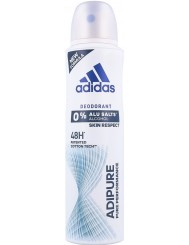 Adidas Adipure Pure Performance Damski Antyperspirant w Sprayu 150 ml