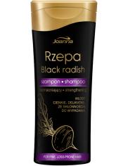 Joanna Rzepa Szampon Wzmacniający 400ml – do włosów cienkich i delikatnych ze skłonnością do wypadania