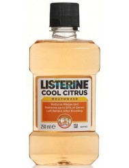 Listerine Cool Citrus Płyn do Płukania Ust 250 ml