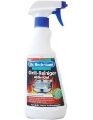 Dr Beckmann Grill-Reiniger Aktiv-Gel Niemiecki Żel Spray do Czyszczenia Grilla 375 ml