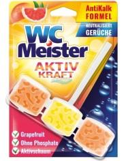 WC Meister Grapefruit Niemiecka Zawieszka do WC Grejfrut 45 g