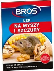 Bros Lep na Myszy i Szczury o Wabiącym Zapachu Orzechów 1 szt