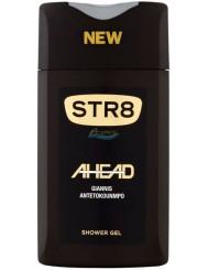 Str8 Ahead Odświeżający Żel do Kąpieli dla Mężczyzn 250 ml