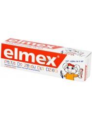 Elmex Pasta do Zębów dla Dzieci od 1 Ząbka (do 6 lat) 50 ml