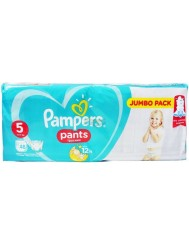 Pampers Pants Pieluchomajtki Rozmiar 5 (12-17 kg) 48 szt