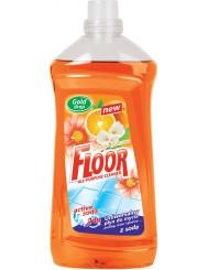 Floor Orange Blossom Uniwersalny Płyn do Mycia Różnych Powierzchni z Sodą 1,5 L